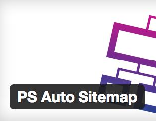 PS Auto Sitemapのアイキャッチ画像