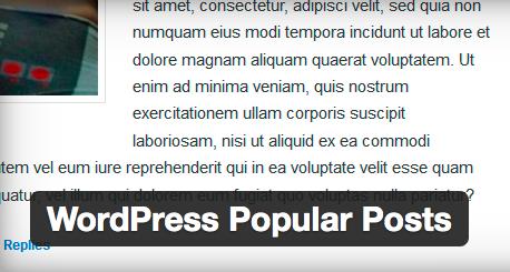 WordPress Popular Postsのアイキャッチ画像